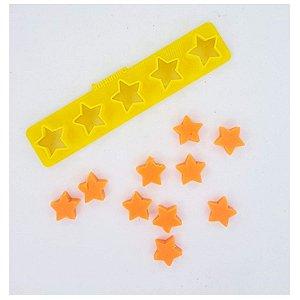 Kit Réguas Mini Estrela - Imprimire 3D - Rizzo Confeitaria