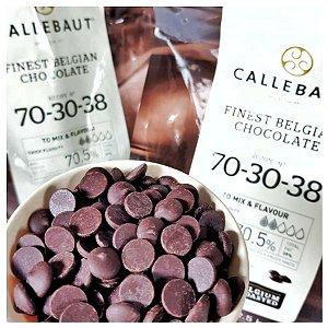 Chocolate Belga Amargo Callebaut 70-30 200g - Rizzo Confeitaria