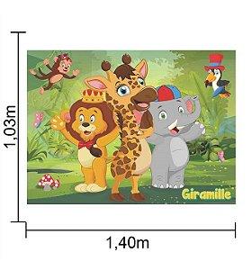 Painel TNT Grande Giramille Mod 2 - 1,40x1,03m - Piffer - Rizzo
