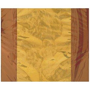 Papel para Bolo Gelado 20x22cm - Ouro - 100 folhas - Carber