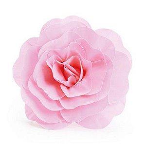 Flor Decorativa Rosa 40cm - 01 unidade - Cromus - Rizzo