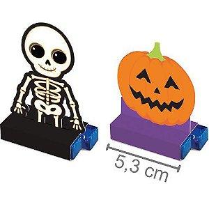 Caixa Bis Halloween - Doces ou Travessuras - 08 unidades - Cromus - Rizzo
