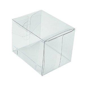 Caixa Cubo Transparente K9 (4cmx4cmx4cm) 20 unidades Assk - Rizzo