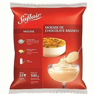 Mousse de Chocolate Branco 500g - 01 unidade - Nestlé - Rizzo Confeitaria