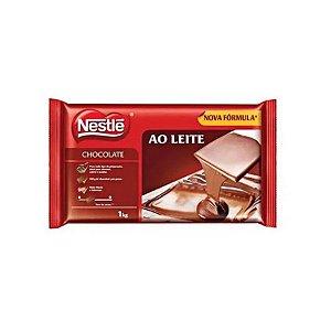 Chocolate Ao Leite 1 kg - 01 unidade - Nestlé - Rizzo Confeitaria
