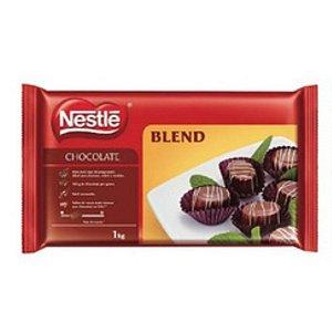 Chocolate Blend 1 kg - 01 unidade - Nestlé - Rizzo Confeitaria
