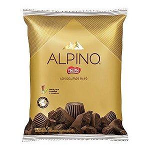 Achocolatado em Pó Alpino 1 kg - 01 unidade - Nestlé - Rizzo Confeitaria