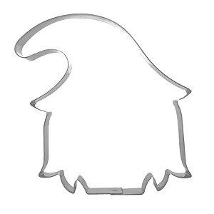 Cortador Face da Bruxa G Halloween Ref. 479 RR Cortadores Rizzo Confeitaria