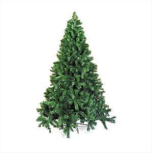 Árvore de Natal Cordoba Verde 3,60m - 01 unidade - Cromus Natal - Rizzo Confeitaria