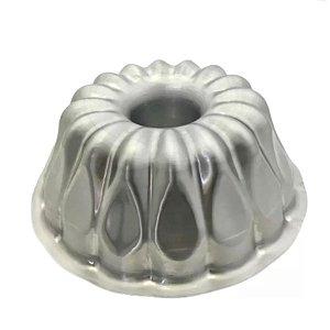 Forma Gota Alumínio 1043 - 22,5 X 9cm - Caparroz - Rizzo Confeitaria