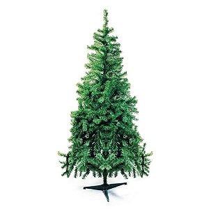 Árvore de Natal Portobelo Verde 1,80m - 01 unidade - Cromus Natal - Rizzo Confeitaria