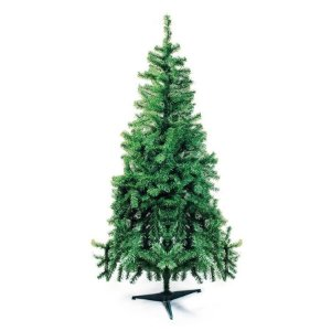 Árvore de Natal Portobelo Verde 2,10m - 01 unidade - Cromus Natal - Rizzo Confeitaria