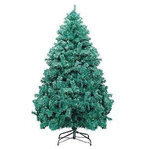 Árvore de Natal Santiago Verde 1,50m - 01 unidade - Cromus Natal - Rizzo Confeitaria