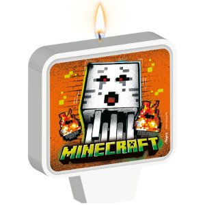 Vela Festa Minecraft  - 1 Uni - Regina - Rizzo