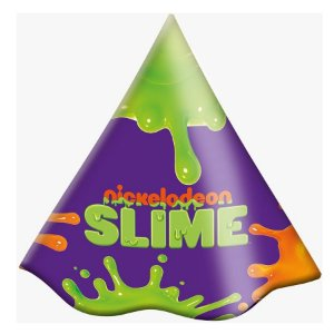 Chapéu Festa Slime - 8 Unidades - Festcolor - Rizzo