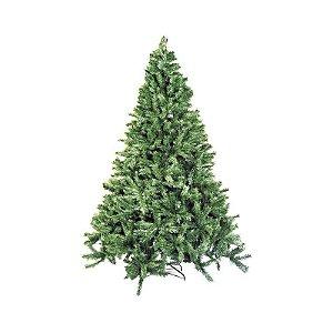 Árvore de Natal Cordoba Verde 1,80m - 01 unidade - Cromus Natal - Rizzo Confeitaria