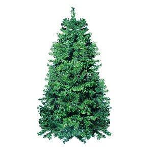 Árvore Parede 363 hastes Verdes 150cm - 1 unidade - Cromus Natal - Rizzo Confeitaria