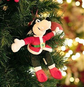Pateta de Pelúcia 15cm - 01 unidade Natal Disney - Cromus - Rizzo Confeitaria
