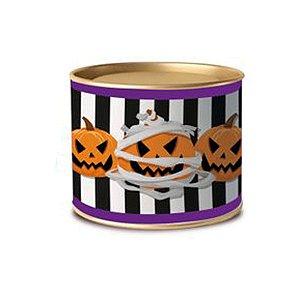 Lata Para Lembrancinha 11x9cm Noite do Terror Halloween 1 Unidades - Cromus - Rizzo