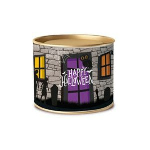 Lata Para Lembrancinha 11x9cm Happy Halloween 1 Unidades - Cromus - Rizzo