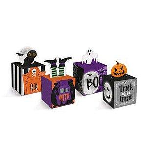 Caixa Pop UP Noite do Terror Sortido Halloween 10 Unidades - Cromus - Rizzo