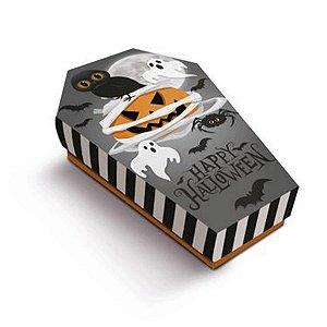 Caixa Especial Caixão Noite Do Terror Halloween 8 Unidades - Cromus - Rizzo