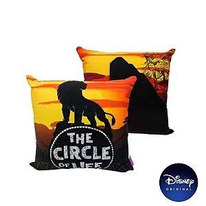 Almofada Rei Leão Disney 40cm - Disney Original - 1 Un - Rizzo