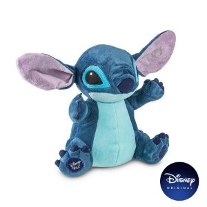Pelúcia Lilo & Stitch com Som Disney - Disney Original - 1 Un - Rizzo