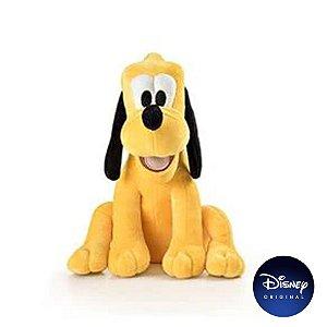 Pelúcia Pluto com Som Disney - Disney Original - 1 Un - Rizzo