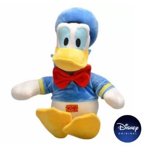 Pelúcia Pato Donald com Som Disney - Disney Original - 1 Un - Rizzo