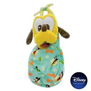 Pelúcia Pluto Disney Baby 24cm - Disney Original - 1 Un - Rizzo