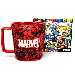 Caneca Marvel Classic - 400ml - Marvel Original - 01 Un - Rizzo