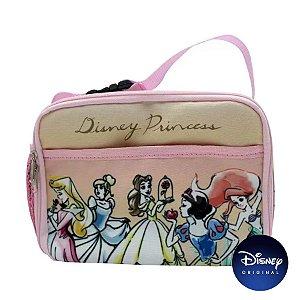 Lancheira Térmica Disney Princesa - Disney Original - Zona Criativa - 01 Un - Rizzo