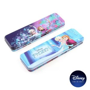 Estojo Metal Frozen 2 Disney Princesa - Disney Original - 1 Un - Rizzo