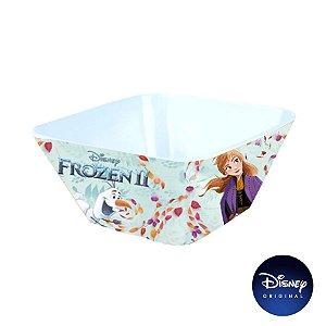 Tigela Quadrada Frozen 2 - 15cm - Disney Original - 1 Un - Rizzo
