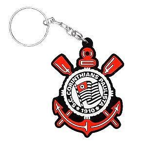 Chaveiro Corinthians Tématico Emborrachado - 01 unidade - Rizzo