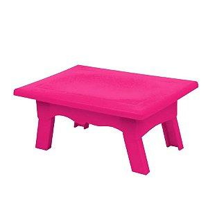 Mesinha Pink P/ Doces - 20x14cm - 1 Un - Rizzo
