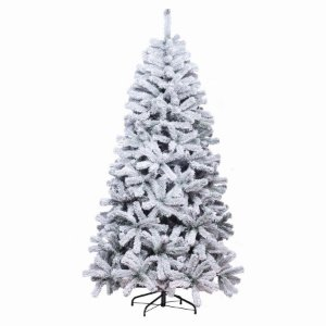Árvore de Natal Lille Nevada Verde 1,50m - 01 unidade - Cromus Natal - Rizzo