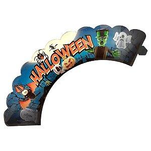 Wrapper para CupCake Festa Halloween - 12 unidades - Nc Toys - Rizzo