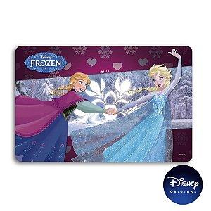 Jogo Americano Desenho Frozen 2 Elsa e Anna - 42x30cm - Disney Original - 1 Un - Rizzo