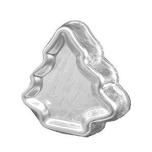 Forma Ballerine em Alumínio - Pinheiro - 18cmx18cmx4,5cm- Caparroz - Rizzo