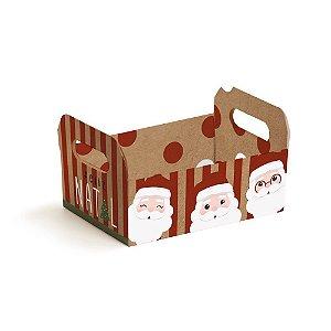 Caixote de Papel Cartão - Noelito - 01 unidade - Cromus Natal - Rizzo