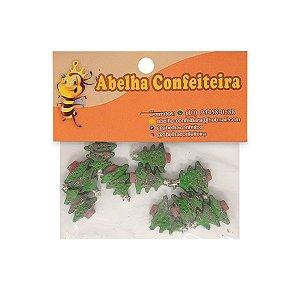 Mini Confeito Árvore de Natal - 10 UN - Abelha Confeiteira - Rizzo