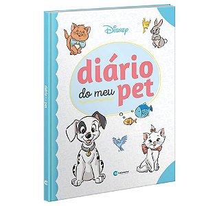 Livro Diario Do Meu Pet - Disney - 01 Unidade - Culturama - Rizzo