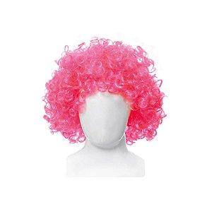 Fantasia Peruca Black Pink Festa Carnaval 01 Unidade Cromus Rizzo