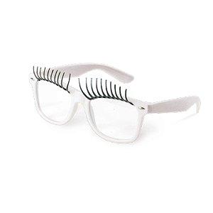 Óculos Preto com Círios Branco Festa Carnaval 01 Unidade Cromus Rizzo
