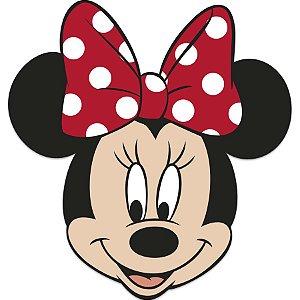 Painel Decorativo 110x116cm Festa Minnie Mouse 01 Unidade Regina Rizzo