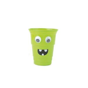 Copo Happy Halloween Verde Halloween Cromus Rizzo