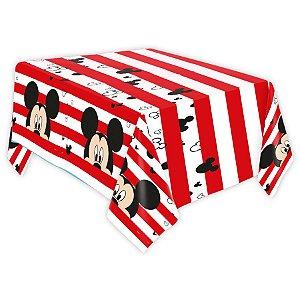Toalha Papel 120x220cm Festa Mickey Mouse 01 Unidade Regina Rizzo