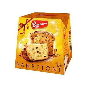 Confeitaria Natalina - Mini Panetone - Bauducco - 80g - 1 Un - Rizzo